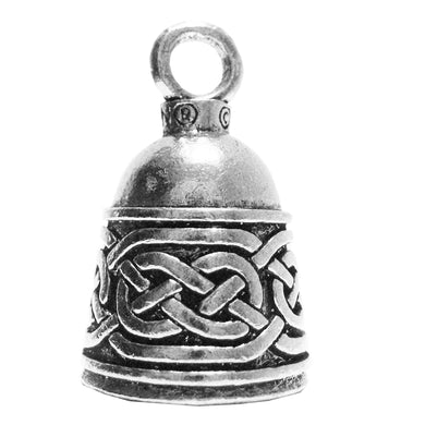 Celtic Knot Guardian Angel Bell, Lifestyle Accessories - Fat Skeleton UK