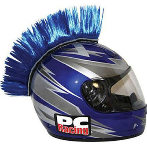 BLUE Helmet Mohawk, Helmet - Fat Skeleton UK