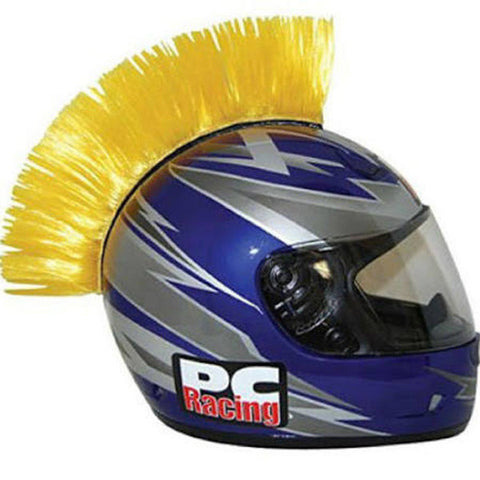 YELLOW Helmet Mohawk