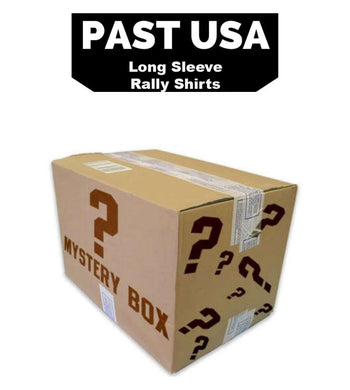 LIMITED EDITION Mystery STURGIS pack Past Event USA Rally Long Sleeve Shirts