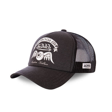 Von Dutch Trucker Baseball Cap Crew 8