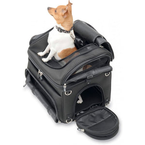 Saddlemen Pet Carrier, Motorcycle Accessories - Fat Skeleton UK