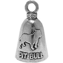 Pit Bull Dog Guardian Angel Bell, Lifestyle Accessories - Fat Skeleton UK