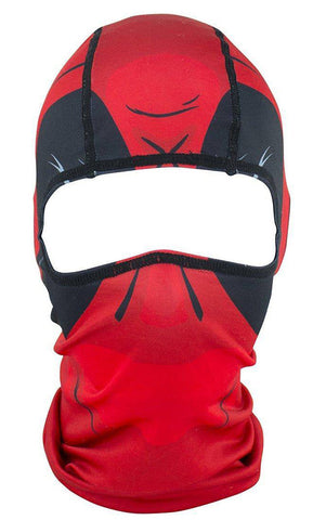 Zan Red Dawn Dead Pool Under Helmet Balacalava, Face Masks - Fat Skeleton UK