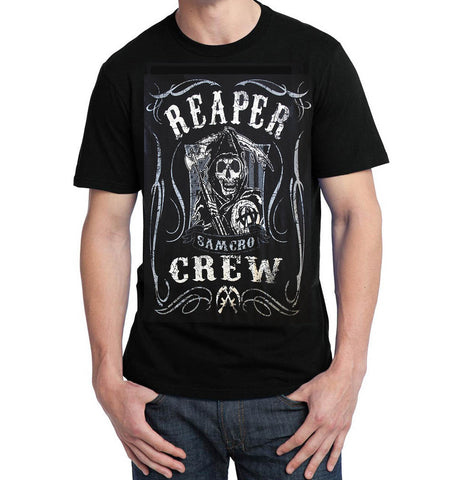 SALE Genuine Sons of Anarchy Reaper Crew T Shirt