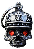3D King of Custom Red Eye Skull Bell Guardian Gremlin, Lifestyle Accessories - Fat Skeleton UK