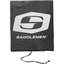 Saddlemen S3500 Tactical Sissy Bar Bag, Motorcycle Accessories - Fat Skeleton UK