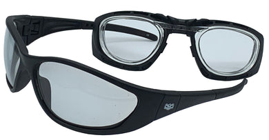 Prescription Rider Eyewear-Clear to Dark, Eyewear - Fat Skeleton UK