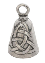 Trinity Knot (Triquetra) Guardian Angel Bell, Lifestyle Accessories - Fat Skeleton UK