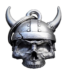 3D Viking Helmet Bell Guardian Gremlin, Lifestyle Accessories - Fat Skeleton UK