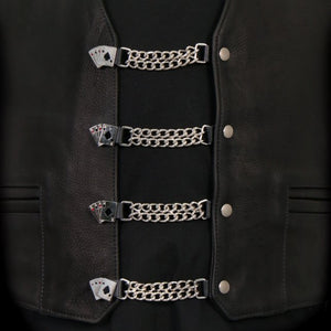Aces Vest Extender, Clothing Accessories - Fat Skeleton UK