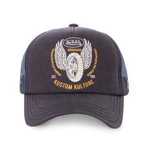 Von Dutch Trucker Baseball Cap Crew 10