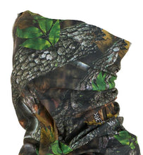 "Zan Headwear Forest Camo ""Motley"" Tube, Neck Warmers & Face Masks - Fat Skeleton UK"