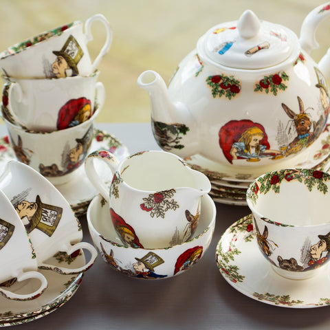 Full Tea Party Range
