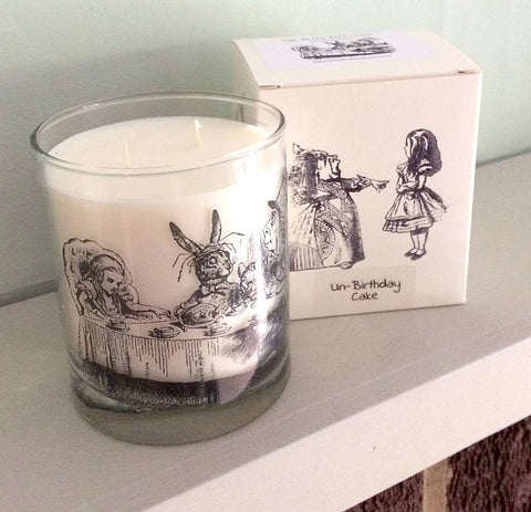 Alice In Wonderland Candles - Mad Hatter Tumbler