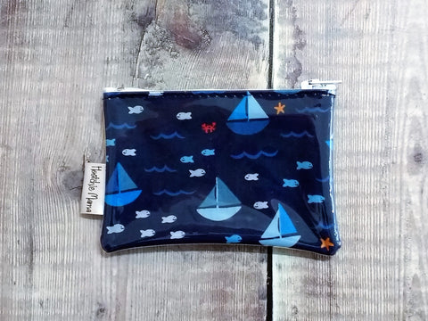 Coin Purse (Yachts)