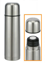 Botella Thermos Inoxidable 1 L acero inoxidable