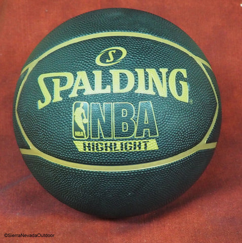 Balón de Baloncesto Spalding NBA highlight