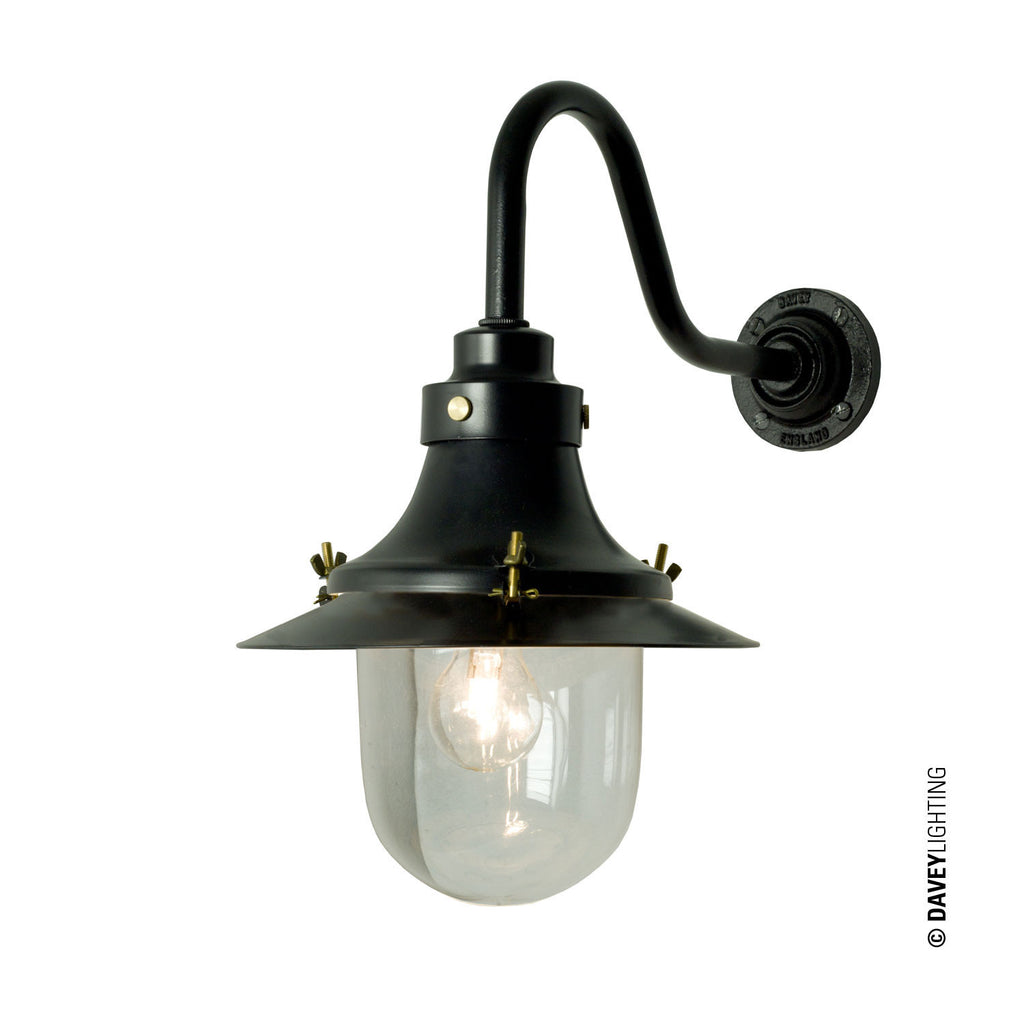 Ship's Small Decklight, Wall Light
