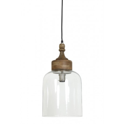 Senna Glass Hanging Lamp