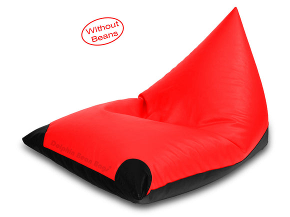 Jumbo Pyramid Bean Bags Cover (without Beans)