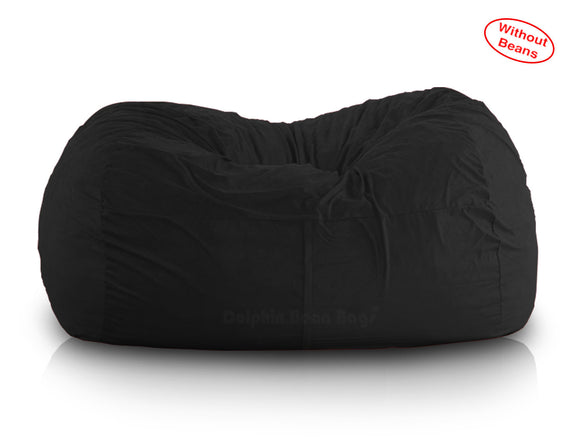 DOLPHIN FATBOY BEAN BAG Elite-Black-Cover (without Beans)