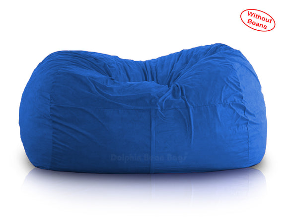 DOLPHIN FATBOY BEAN BAG Elite-R.BLUE-Cover (without Beans)