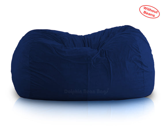 DOLPHIN FATBOY BEAN BAG Elite-N.BLUE-Cover (without Beans)