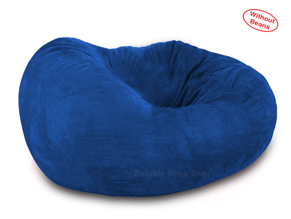 DOLPHIN FATBOY BEAN BAG -R.BLUE- Cover (without Beans)