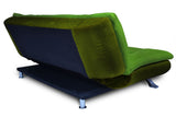 Dolphin Elite Modular Sofa Cum Bed 3- Seater-(Fabric) -F.Green/B.Green