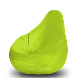 DOLPHIN Original L BEAN BAG-F-GREEN -With Fillers/Beans