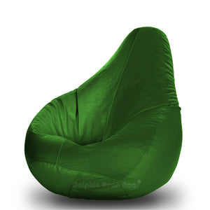 DOLPHIN Original L BEAN BAG-B-GREEN -With Fillers/Beans