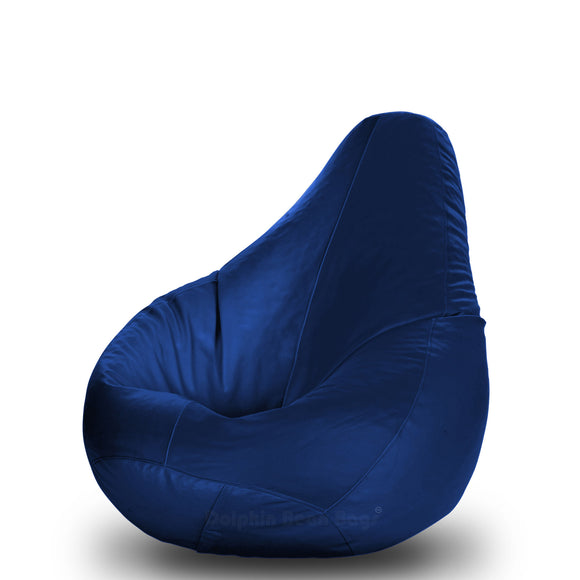 DOLPHIN Original M BEAN BAG-N BLUE -With Fillers/Beans