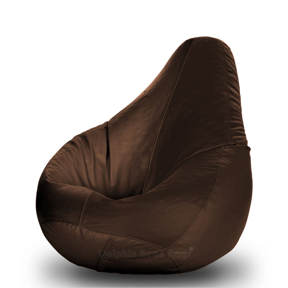 DOLPHIN Original S BEAN BAG-Brown-With Fillers/Beans