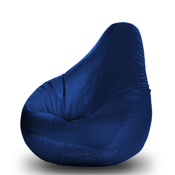 DOLPHIN Original S BEAN BAG-N.Blue-With Fillers/Beans