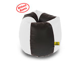 DOLPHIN XL BLACK&WHITE BEAN BAG-COVERS(Without Beans)