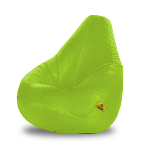 DOLPHIN XL BEAN BAG-F.GREEN - FILLED (With Beans)