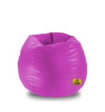 DOLPHIN XL BEAN BAG-Pink (With Beans)
