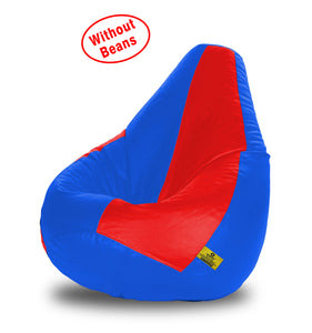 DOLPHIN XL RED&R.BLUE BEAN BAG-COVERS(Without Beans)
