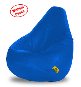 DOLPHIN XXL BEAN BAG-R.Blue-COVER (Without Beans)
