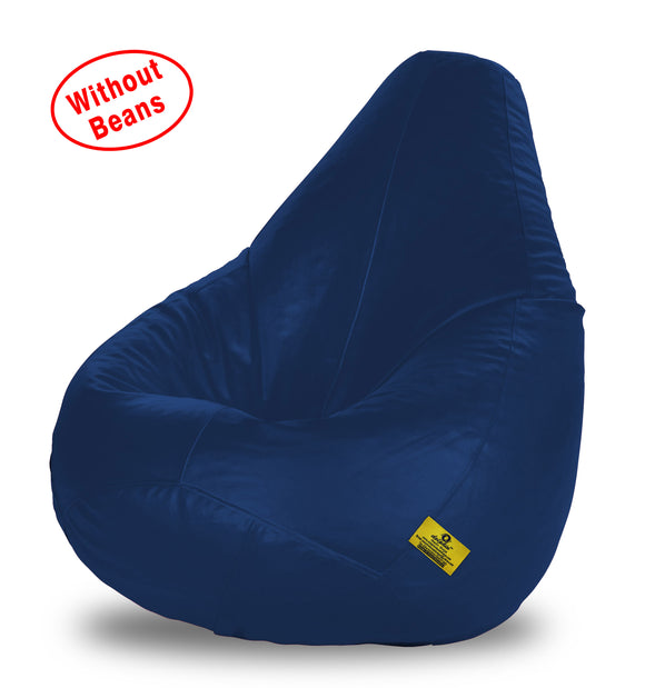DOLPHIN XXL BEAN BAG-N.Blue-COVER (Without Beans)