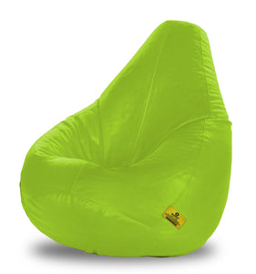 DOLPHIN XXL BEAN BAG-F.GREEN - Filled (With Beans)