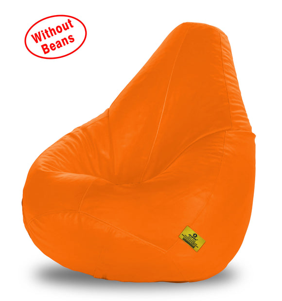 DOLPHIN XXL BEAN BAG-Orange-COVER (Without Beans)