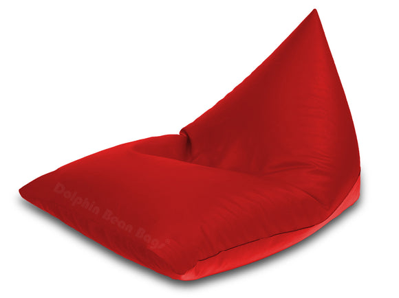 Dolphin Jumbo Pyramid RED-Filled (With Beans)