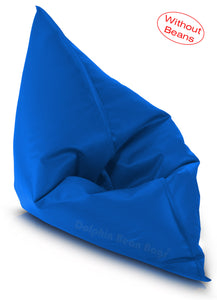 Dolphin Jumbo Sack Bean Bags-R.BLUE-Cover (without Beans)