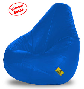 DOLPHIN XXXL BEAN BAG-R.BLUE-COVER (Without Beans)