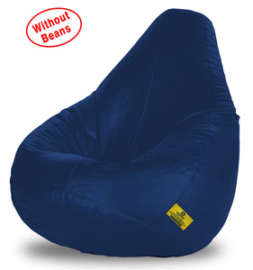 DOLPHIN XXXL BEAN BAG-N.BLUE-COVER (Without Beans)