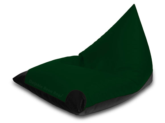 Dolphin Jumbo Pyramid Black/B.Green-Filled (With Beans)