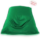 Dolphin Jumbo Sack Bean Bags-BOTTLE GREEN-Cover (without Beans)