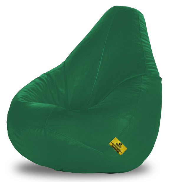 DOLPHIN XXXL BEAN BAG-BOTTLE.GREEN (With Beans)